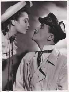 Orig. Filmfoto Pressefoto Hannelore Schroth Rolf Weih ca. 1943