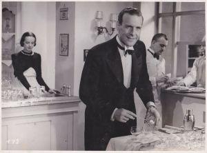 Org. Filmfoto Pressefoto Albert Matterstock / Kollege kommt gleich 1943
