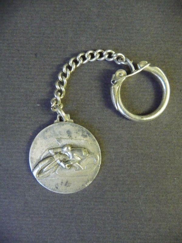 Medaille mit Anhänger Motoraduno Nazionale Trofeo del Lavoro