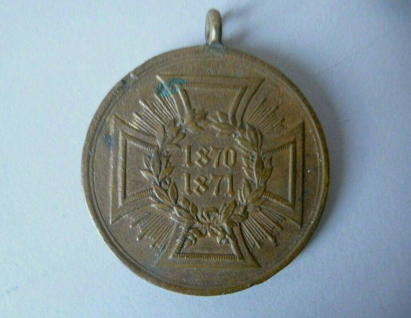 Kriegsdenkmünze 1870/1871