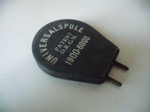 Universalspule Spule Elektro-Bauteil Radio 1930er Jahre