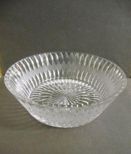 Glasschale Obstschale Salatschüssel für den Tisch