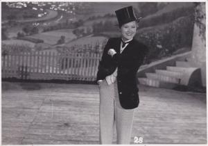 Orig. Filmfoto Foto Pressefoto Marte Harell Schrammeln Wien-Film 1944