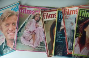 36 Ausgaben Filmspiegel Filmzeitschrift DDR 1982 - 1988