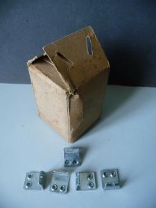 Alter Karton Sohlenschoner ca. 100 Stück