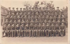 Orig. Foto Soldaten Matrosen Kadetten Schüler Gruppenbild Kriegsmarine