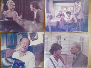 9 Orig. Film-Fotos Aushangfotos Pressefotos DEFA-Filme DDR in Farbe
