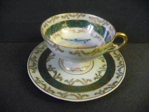 Alte Andenken-Tasse Souvenir