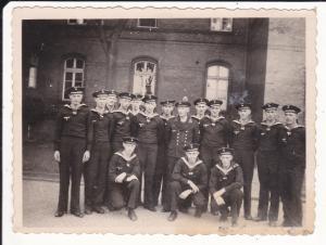 Orig. Foto Soldaten Matrosen Kriegsmarine WKII