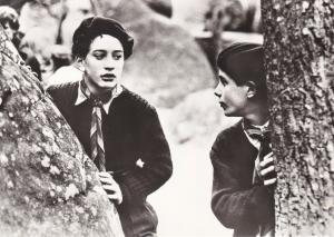 Orig. Filmfoto Aushangfoto Auf Wiedersehen Kinder / Progress Filmverleih