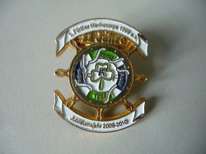 Abzeichen Anstecker Fürth Marinecorps 2010