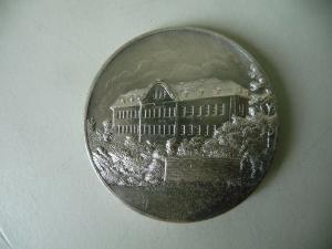 Medaille Schlotheim Thüringen 1000 Jahre 1974