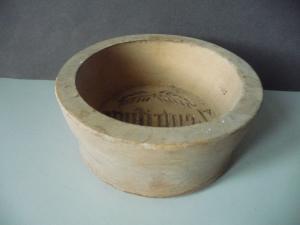 Holzform Holzmodel Butterform