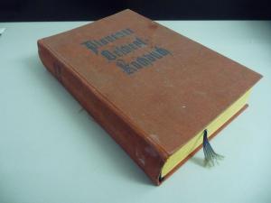 Plauener Geschenk-Kochbuch für junge Ehen ca. 1930