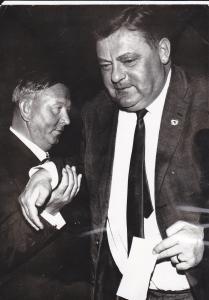 Orig. Foto Franz Josef Strauß Pressefoto? ca. 1960