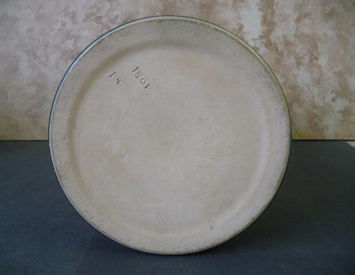 Schöner Krug weiß-grün für die Landhausküche 2