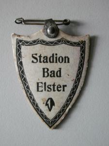 Abzeichen Turner Sportler Stadion Bad Elster