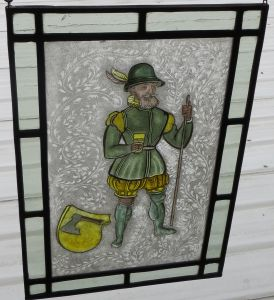 Bildnis eines Herolds, Historismus