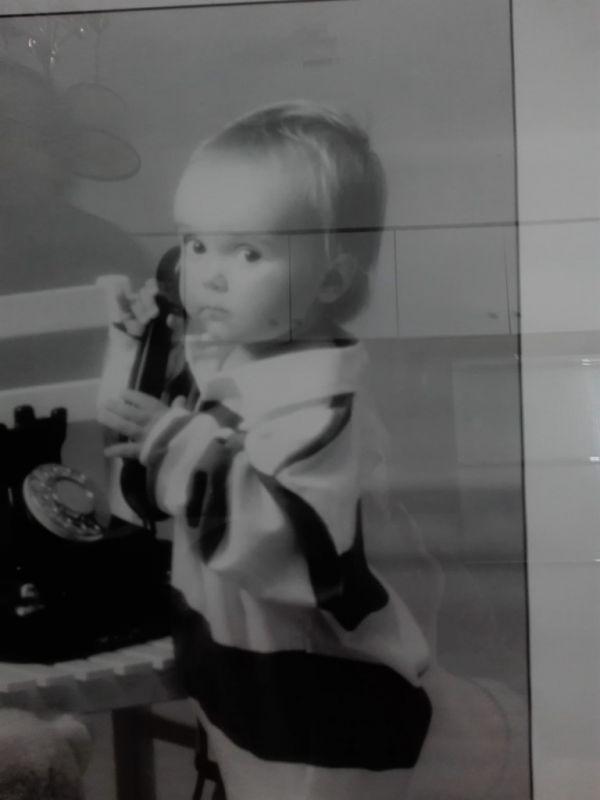 Kinderfotografie - schwarz /weiß 1