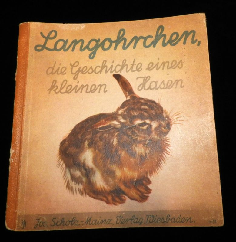 Langohrchen / Kinderbuch 1947