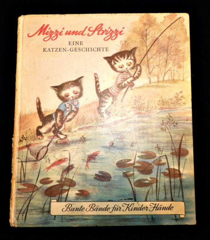 Kinderbuch 1949 / Mizzi und Strizzi / aus der Bilderbuchserie \\\\\\\