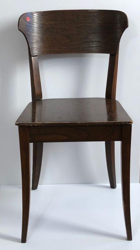 N 1 Stuhl Richard Riemerschmid Hellerauer Stuhl Entwurf 1919