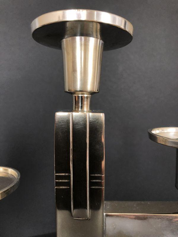 Original Art Deco Kerzenständer Kerzenleuchter Candlestick ca. 1925 4
