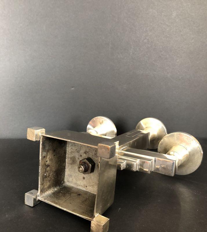 Original Art Deco Kerzenständer Kerzenleuchter Candlestick ca. 1925 5