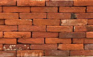 Original alte Mauerziegel