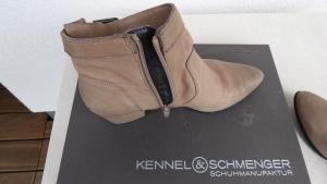 Kennel& Schwenger Stiefellette Gr. 5