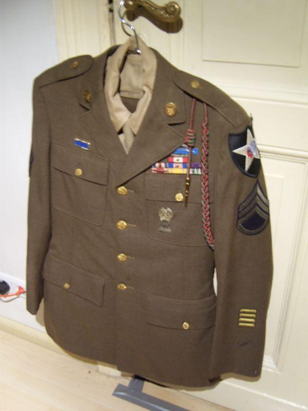 USA WWII Uniform