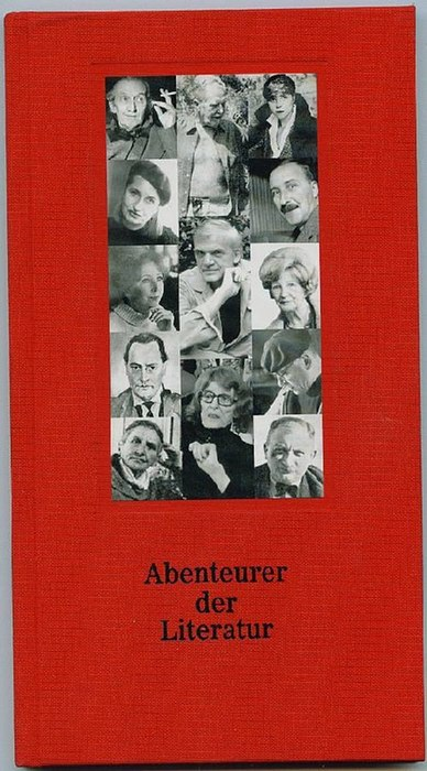 Abenteurer der Literatur. Glogger, Helmut-Maria (Hrsg)
