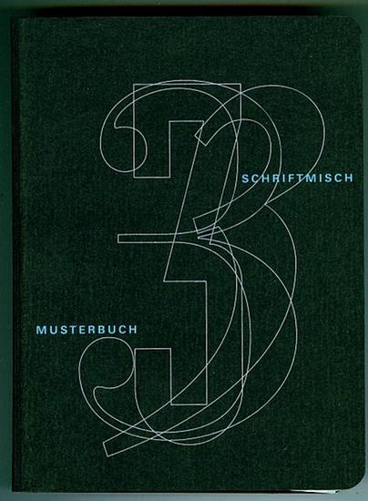 Dreiklänge. Schriftmischmusterbuch. Höljes, Wiebke