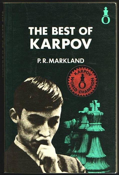 The best of Karpov. Markland, P.R