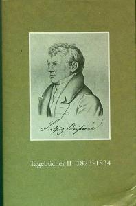 Tagebücher II. 1823-1834. Boisserée, Sulpiz