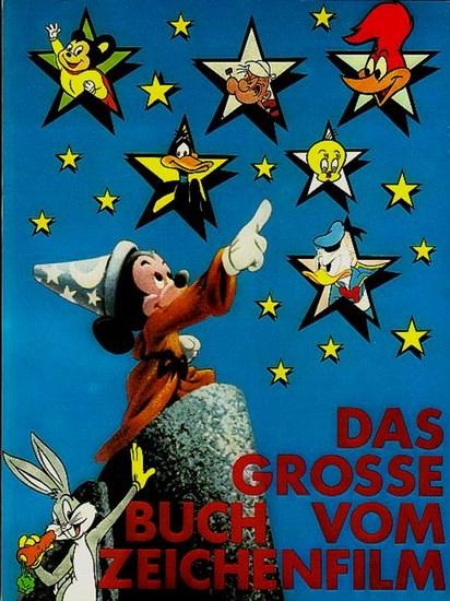 Das große Buch vom Zeichenfilm. Giesen, Rolf (Hrsg.)