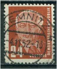 DDR Mi 324 gest. K1-1856