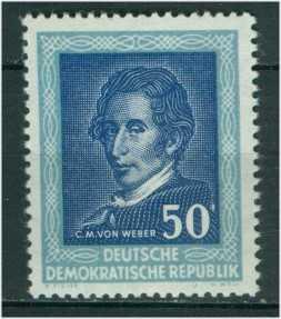 DDR Mi 310 postfr.  K1-1845