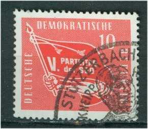 DDR Mi 633 gest K1-3130