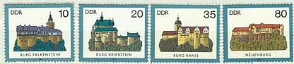 DDR Mi 2910 - 2913 postfr.  K1-2370