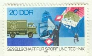 DDR Mi 2715 postfr.  K1-2808                        DDR Mi 2579 postfr. K1-2826