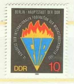 DDR Mi 2736 postfr. K1-2817                            DDR Mi 2579 postfr. K1-2826