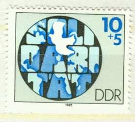 DDR Mi 2950 postfr.  K1-3041