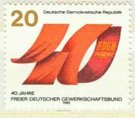 DDR Mi 2951 postfr.  K1-3042