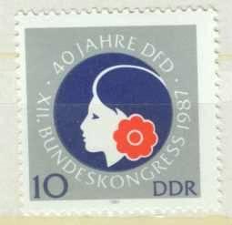 DDR Mi 3079 postfr. K1-3028