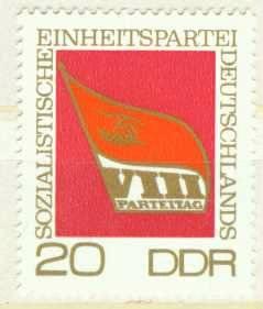 DDR Mi 1679 postfrisch K1-3007