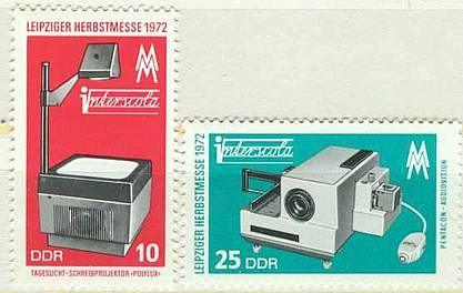 DDR Mi 1782 - 1783 postfrisch K1-2900                                                         0
