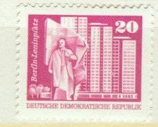DDR Mi 1869 postfrisch K1-2828     0