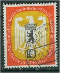 Berlin Mi 129 Berlin-gest K1-1454