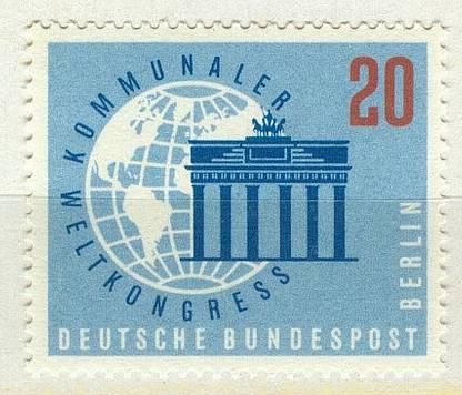 Berlin Mi 189 postfrisch K1-1469